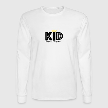 Kid Black - Men's Long Sleeve T-Shirt