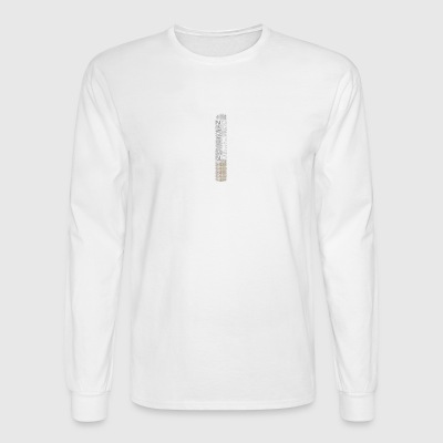 no smoking tshirt - Men's Long Sleeve T-Shirt