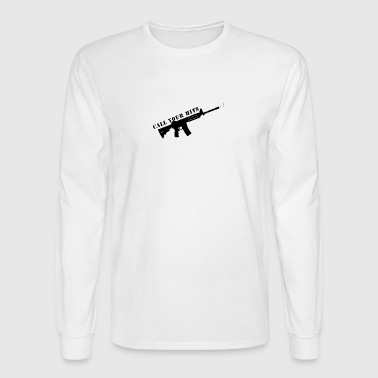 Call Your Hits - Men's Long Sleeve T-Shirt