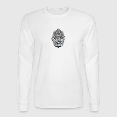 Bali Mandala - Men's Long Sleeve T-Shirt