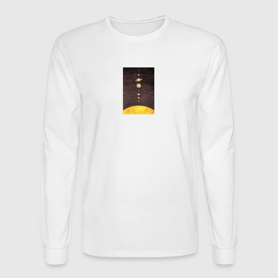 Solar System - Men's Long Sleeve T-Shirt