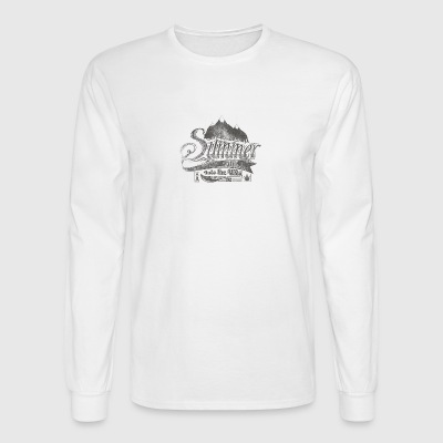 summer_fun - Men's Long Sleeve T-Shirt
