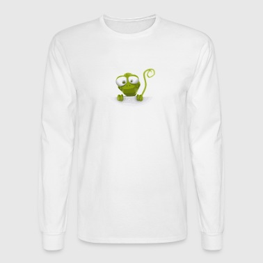 Lizard - Men's Long Sleeve T-Shirt