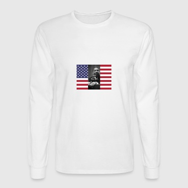 Martin Luther King Jr Day's Graphic Novel - Men's Long Sleeve T-Shirt