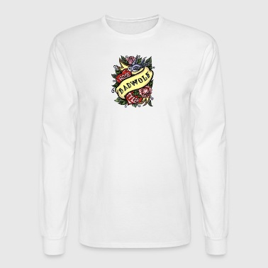 Badwolf Tattoo - Men's Long Sleeve T-Shirt