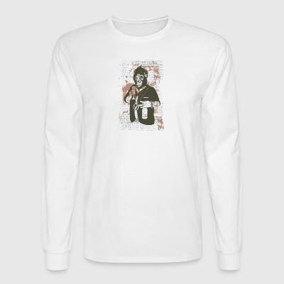 urban gorilla - Men's Long Sleeve T-Shirt