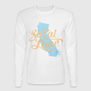 SoCal Love - Men's Long Sleeve T-Shirt