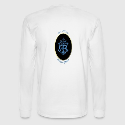 HAIL MARY, FULL OF GRACE - Men's Long Sleeve T-Shirt