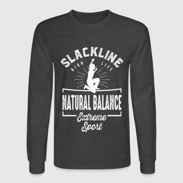 Slackline Slackline - Men's Long Sleeve T-Shirt
