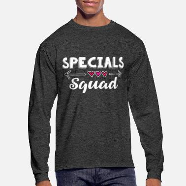 2d1176ae4 Specials Squad Shirt Specials Team T Shirt - Men's Longsleeve Shirt. Men's  Longsleeve Shirt