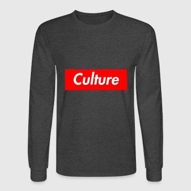Culture - Men's Long Sleeve T-Shirt