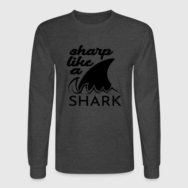 Sharp Sharp - Men's Long Sleeve T-Shirt