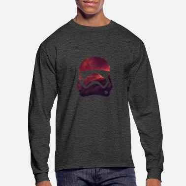 Storm Trooper storm trooper nebula helmet - Men's Long Sleeve T-Shirt