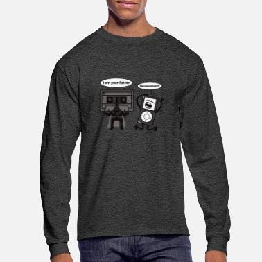 I Am Your Father - Men's Longsleeve Shirt