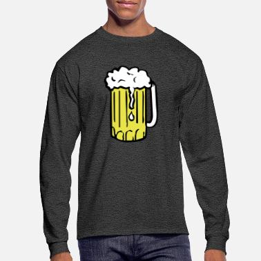 beer - Men's Longsleeve Shirt