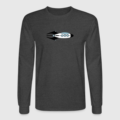 Toy rocket - Men's Long Sleeve T-Shirt