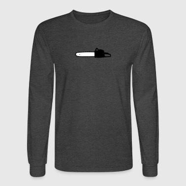 Chain saw - Men's Long Sleeve T-Shirt