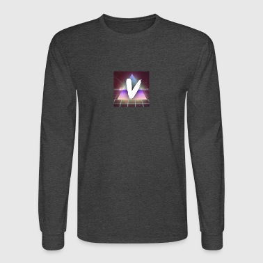volce icon - Men's Long Sleeve T-Shirt