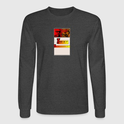 Fri_Nov_04_05-55-45_EET_2016 - Men's Long Sleeve T-Shirt