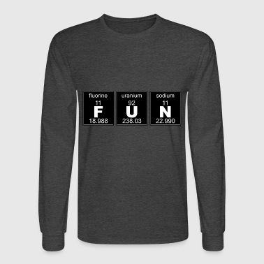 Chemistry FUN - Men's Long Sleeve T-Shirt