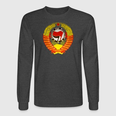 Knights for Socialism - Men's Long Sleeve T-Shirt