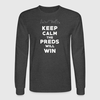 Keep Calm - Men's Long Sleeve T-Shirt
