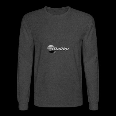 2012 Malibu Logo Final - Men's Long Sleeve T-Shirt