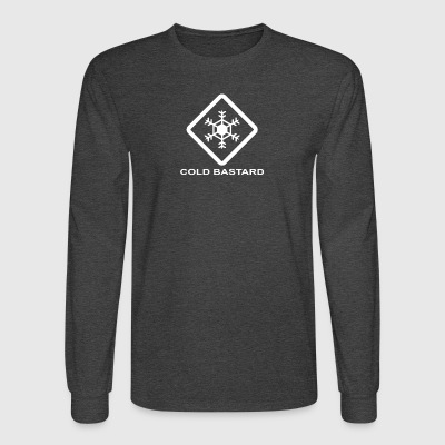 Cold Bastard - Men's Long Sleeve T-Shirt