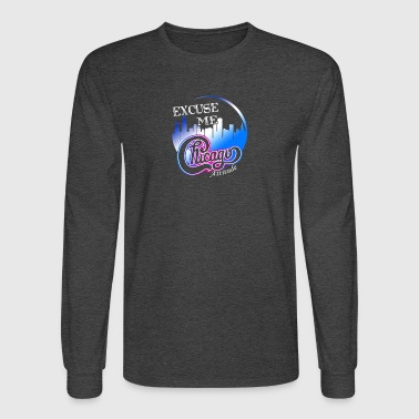 Chicago Shirt - Men's Long Sleeve T-Shirt
