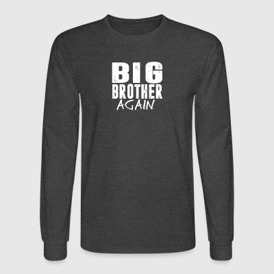 Big Brother again - Men's Long Sleeve T-Shirt