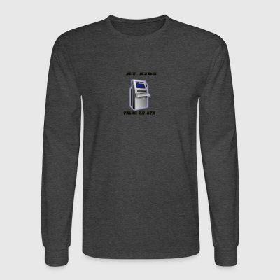 MY KIDS - Men's Long Sleeve T-Shirt