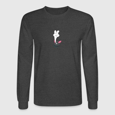 PeacePKMN - Men's Long Sleeve T-Shirt