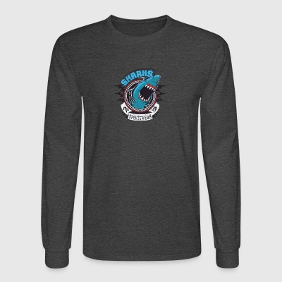 sharks sportwear - Men's Long Sleeve T-Shirt