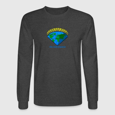 Diamond World - Men's Long Sleeve T-Shirt