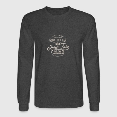 CROSS COUNTRY SOUTH HAMPTON - Men's Long Sleeve T-Shirt