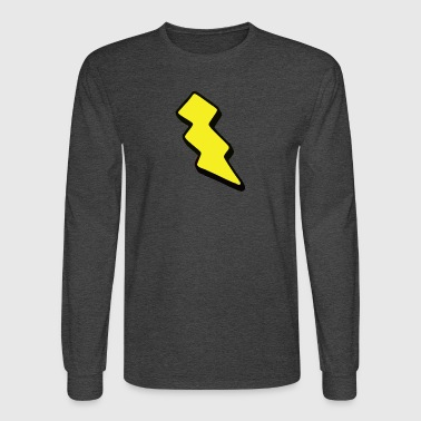bolt - Men's Long Sleeve T-Shirt