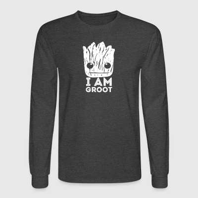 Guardians Of The Galaxy Groot - Men's Long Sleeve T-Shirt