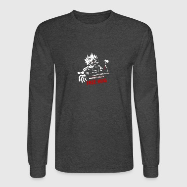 Melvin Free Hug - Men's Long Sleeve T-Shirt