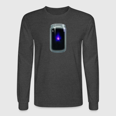 Blue Light - Men's Long Sleeve T-Shirt