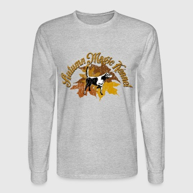 Autumn Magic Kennel - Men's Long Sleeve T-Shirt
