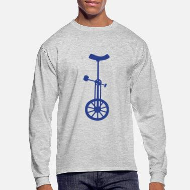 Unicycle unicycle circus 2 - Men's Long Sleeve T-Shirt