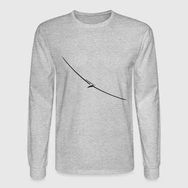 Glider Approach - Men's Long Sleeve T-Shirt