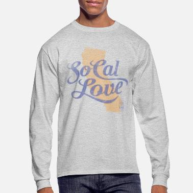 Southern California SoCal Love - Men's Longsleeve Shirt
