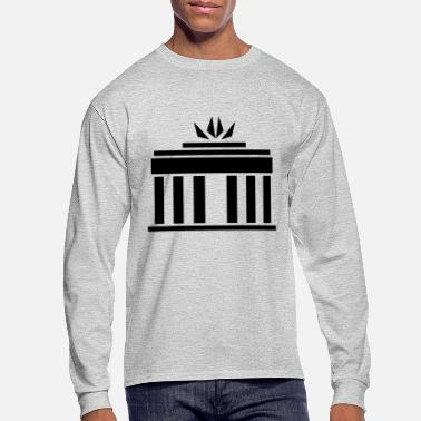Gate Brandenburg Gate - Men's Long Sleeve T-Shirt