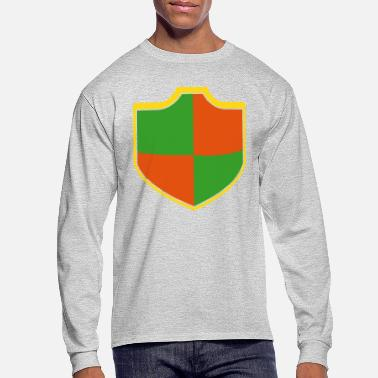Clash Of Clans Clash With Your Clan - 01 - Men's Long Sleeve T-Shirt