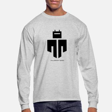 Avant-garde Murgatroid Robot Logo - Men's Long Sleeve T-Shirt