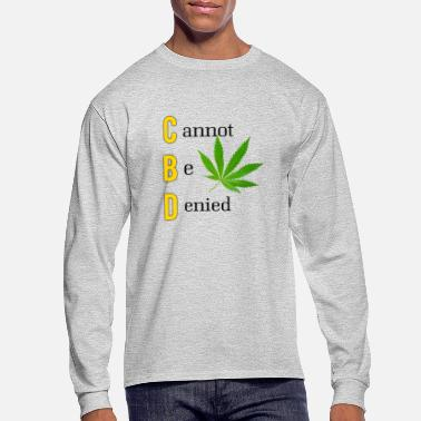 Weed CBD - Men's Long Sleeve T-Shirt