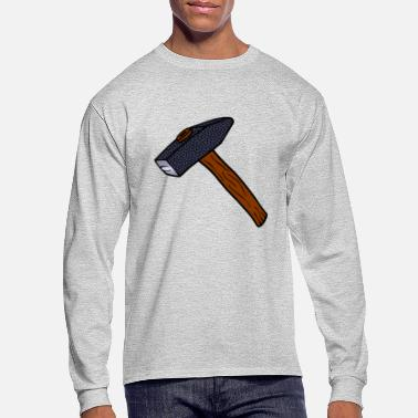 Hammer hammer - Men's Long Sleeve T-Shirt
