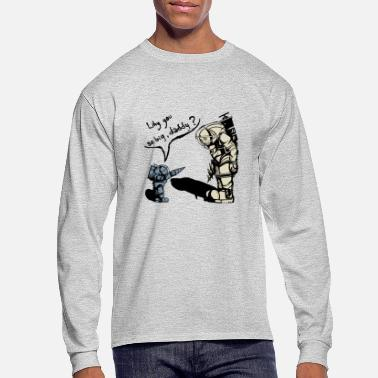 Big Daddy Big Daddy - Men's Long Sleeve T-Shirt