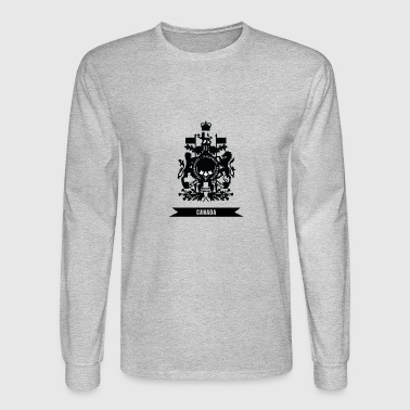 Flag Canada Flag - Men's Long Sleeve T-Shirt